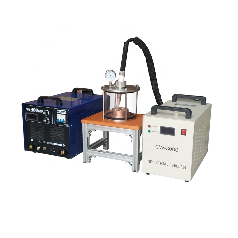Mini arc vacuum melting furnace