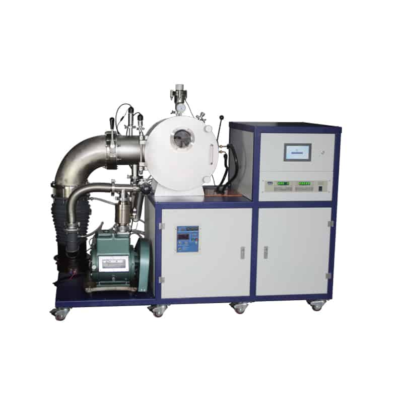 25KW vacuum induction melting furnace