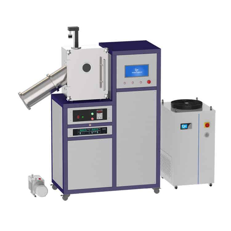 vacuum melt spinning furnace